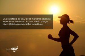 03.2 Objetivos de una estrategia SEO
